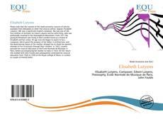 Bookcover of Elisabeth Lutyens