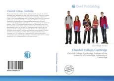 Buchcover von Churchill College, Cambridge