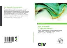 Capa do livro de Jim Maxwell (Commentator)