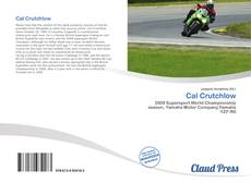 Bookcover of Cal Crutchlow