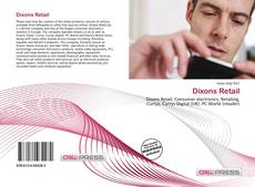 Bookcover of Dixons Retail