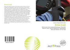Bookcover of Ernie Irvan