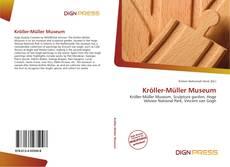 Kröller-Müller Museum kitap kapağı