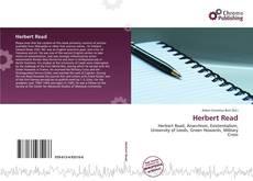 Bookcover of Herbert Read