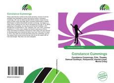 Buchcover von Constance Cummings