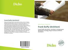 Bookcover of Frank Duffy (Architect)