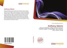 Обложка Anthony Adams