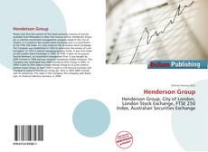 Henderson Group的封面