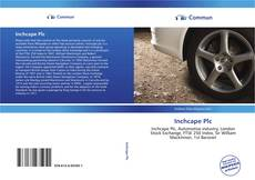 Bookcover of Inchcape Plc