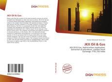 Capa do livro de JKX Oil & Gas