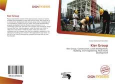 Обложка Kier Group