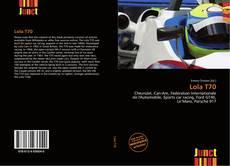 Lola T70 kitap kapağı