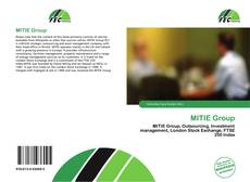 Bookcover of MITIE Group