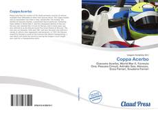 Bookcover of Coppa Acerbo