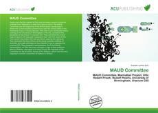 Обложка MAUD Committee