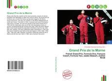 Copertina di Grand Prix de la Marne