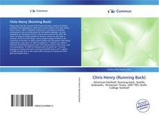 Bookcover of Chris Henry (Running Back)