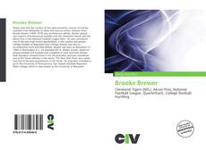 Bookcover of Brooke Brewer