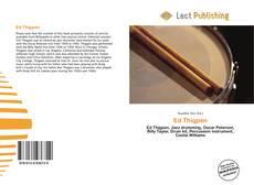 Ed Thigpen kitap kapağı