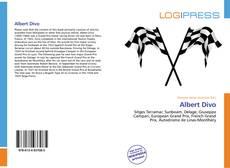 Bookcover of Albert Divo