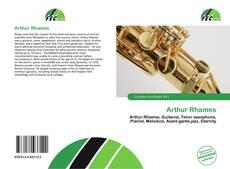 Bookcover of Arthur Rhames