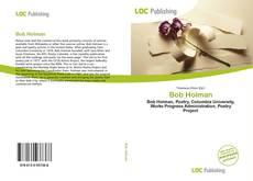 Bob Holman的封面