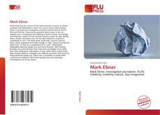 Bookcover of Mark Ebner
