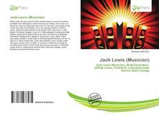 Portada del libro de Jack Lewis (Musician)