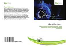 Capa do livro de Gary Robinson