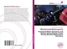 Обложка MacDonald Motorsports