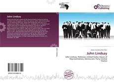 Bookcover of John Lindsay