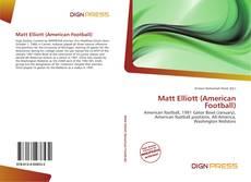 Couverture de Matt Elliott (American Football)