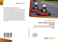 Bookcover of Butch Miller (Racing Driver)