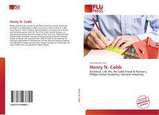 Bookcover of Henry N. Cobb