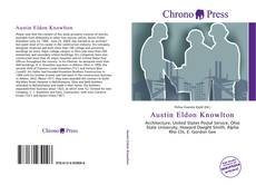 Bookcover of Austin Eldon Knowlton