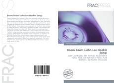 Buchcover von Boom Boom (John Lee Hooker Song)
