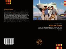Bookcover of Island Cruises