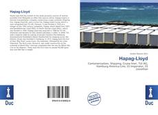 Bookcover of Hapag-Lloyd