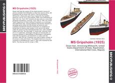 Bookcover of MS Gripsholm (1925)