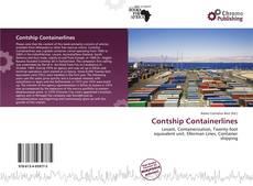 Обложка Contship Containerlines