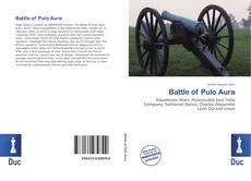 Battle of Pulo Aura的封面