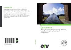 Quaker Gun的封面