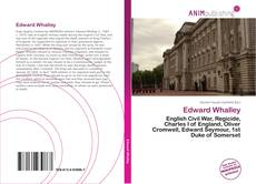 Portada del libro de Edward Whalley