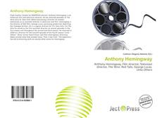 Bookcover of Anthony Hemingway
