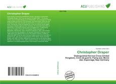 Christopher Draper kitap kapağı