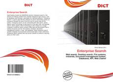 Bookcover of Enterprise Search