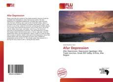 Bookcover of Afar Depression