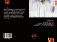 Bookcover of ArmorGroup