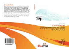 Garrett Wolfe kitap kapağı