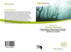 Portada del libro de Clayton Rawson